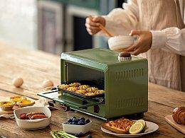 品牌案例丨pinlo 品罗迷你蒸汽烤箱
