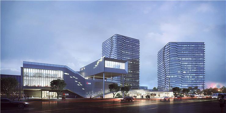 工业旅游规划设计:青岛港青健康产业园图片