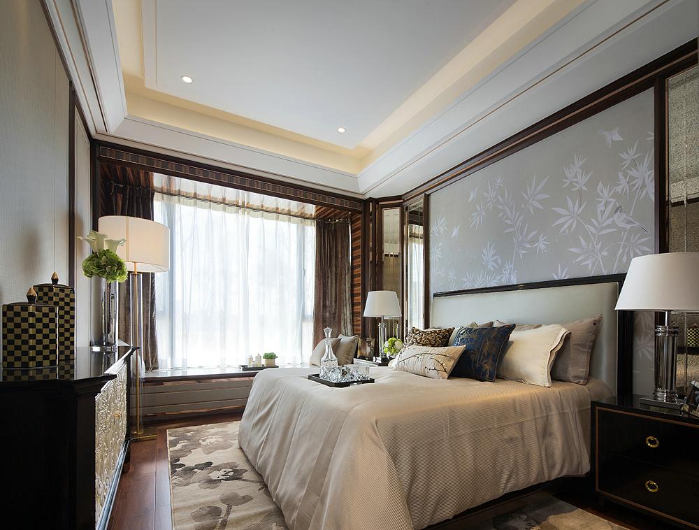 背景墙 房间 家居 起居室 设计 卧室 卧室装修 现代 装修 1000_758图片