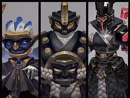 三星堆villains