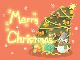 圣诞快乐非酋森林!!!