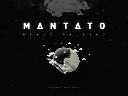 MANTATO Peace Falling 和平降临概念动画