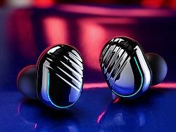 蓝牙耳机3D渲染