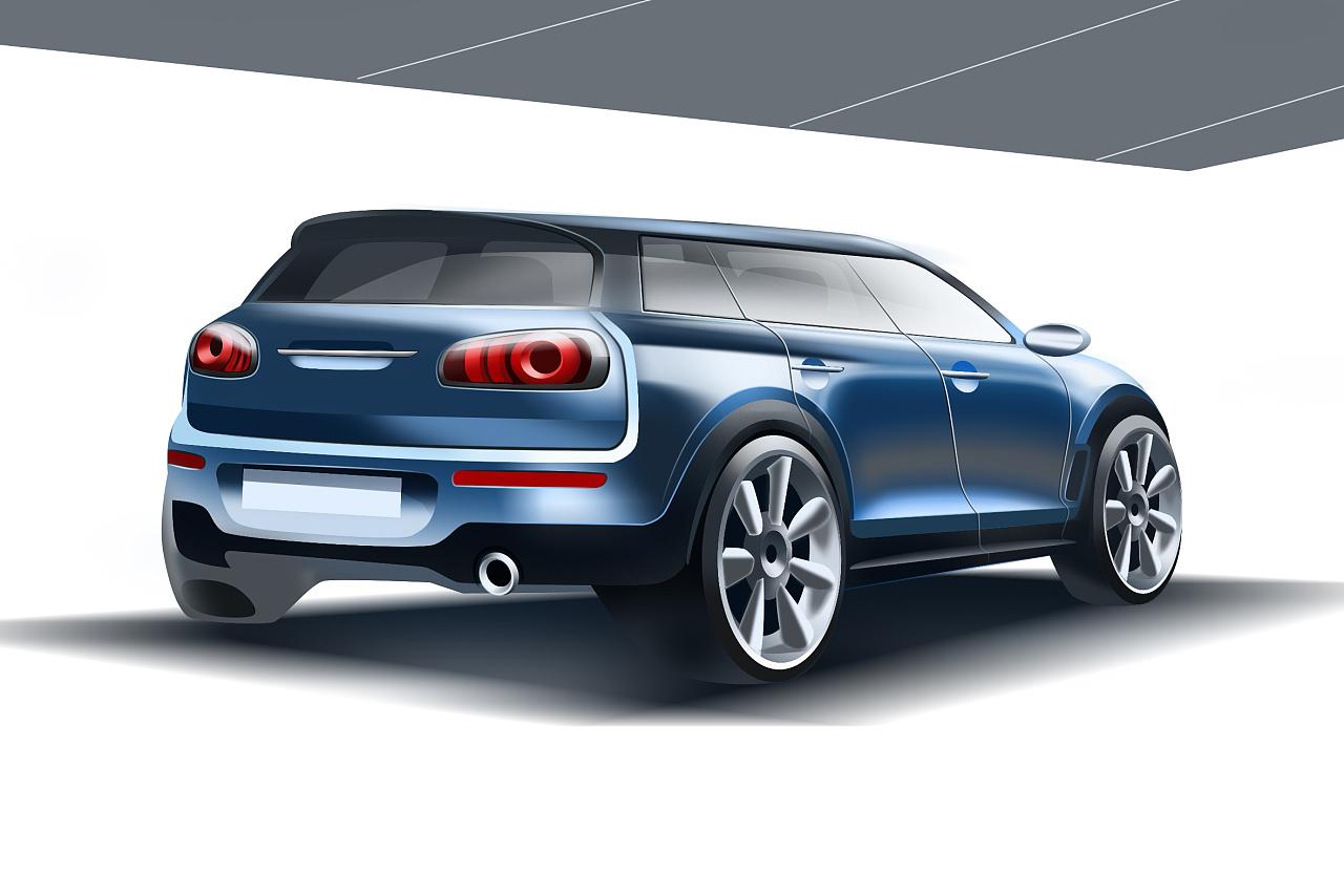 汽车设计手绘|工业/产品|交通工具|怀志哥哥 - 原创