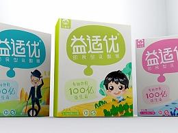 益生菌 包装 示意图
