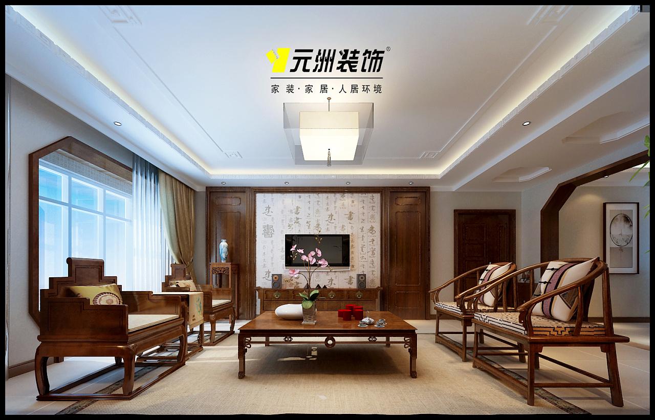 新中式风格是中国传统文化意义在当前时代背景下的演绎,也是建立在对图片