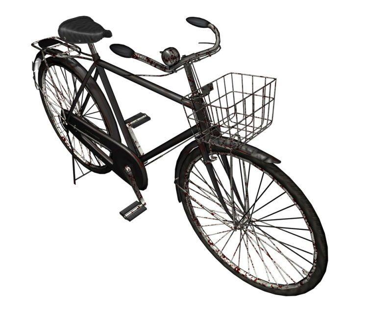 永久牌老式自行车