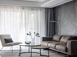 黑白咖的完美融合,释放最实用的现代家居之美