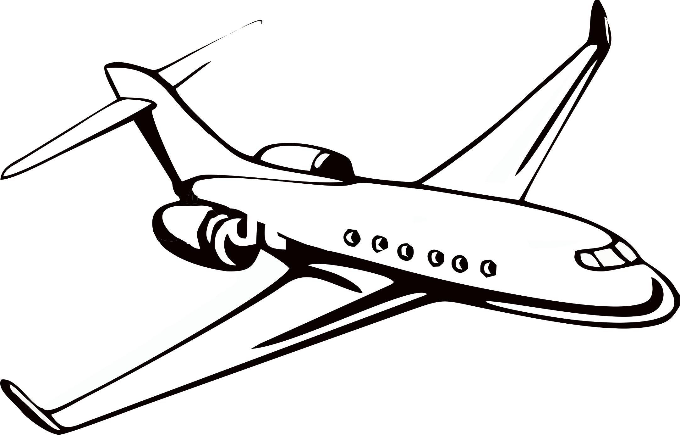 画飞机简笔画图片大全 纸飞机简笔画图片大全 飞机简笔画图片大全