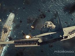 《决战中途岛》视效解析