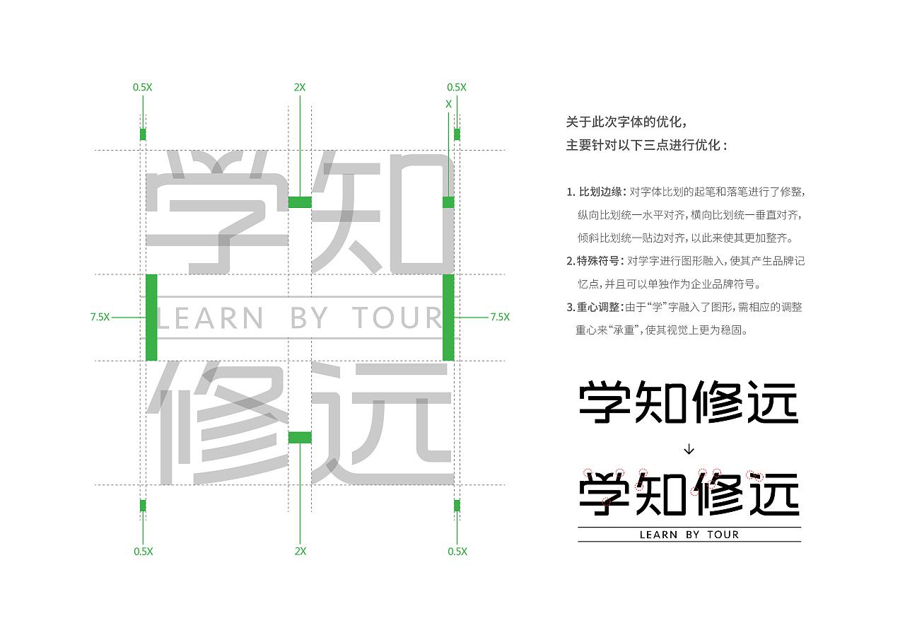 学研部的logo_研学品牌 学知修远LOGO提案|平面|品牌|知行合谊 - 原创作品 - 站酷 ...
