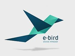 30款折纸风格标识(logo)设计欣赏