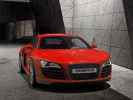汽车CGI作品