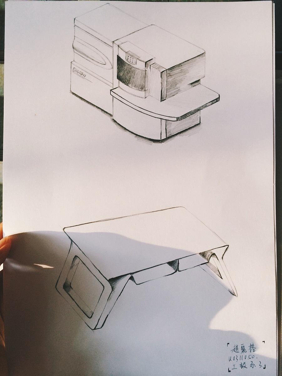 产品设计图稿|速写|纯艺术|lelio
