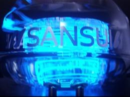 SANSUI X1全频动铁蓝牙耳机视频广告