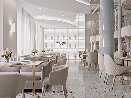 【魔方】商业空间•亲子餐厅
