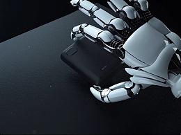 DIVI 第一卫 数显充电宝