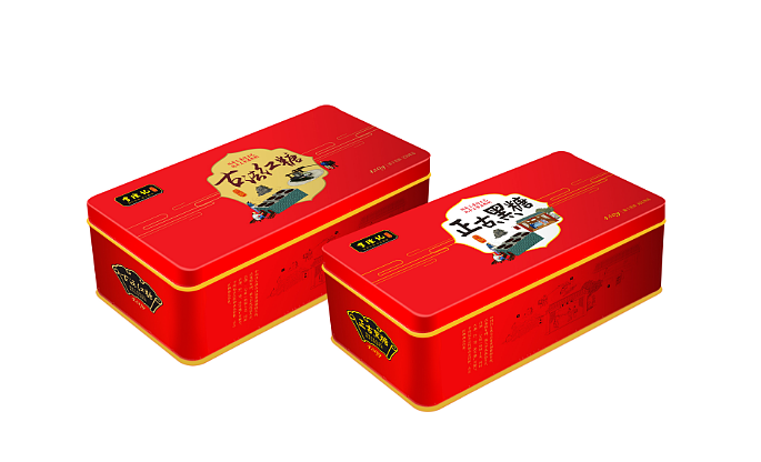 李隆记红糖|平面|包装|武汉瑞尔品牌 - 原创作品图片