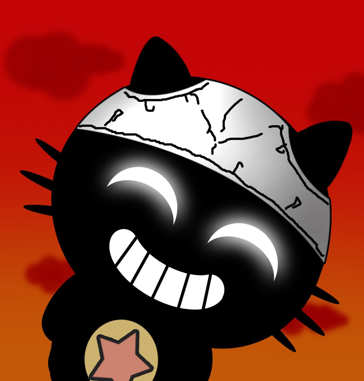 猥琐猫 _表情大全图片