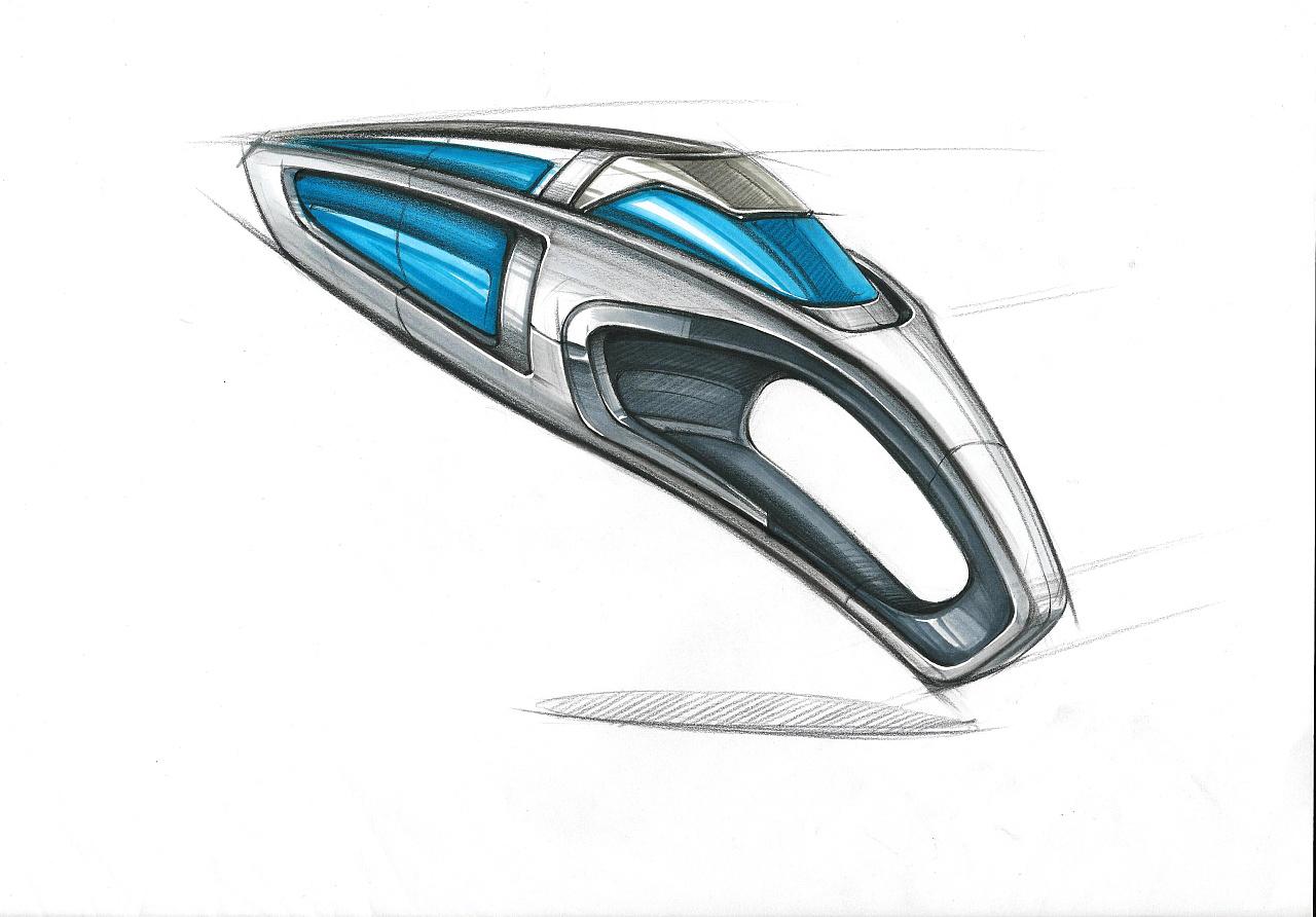 工业设计产品手绘图