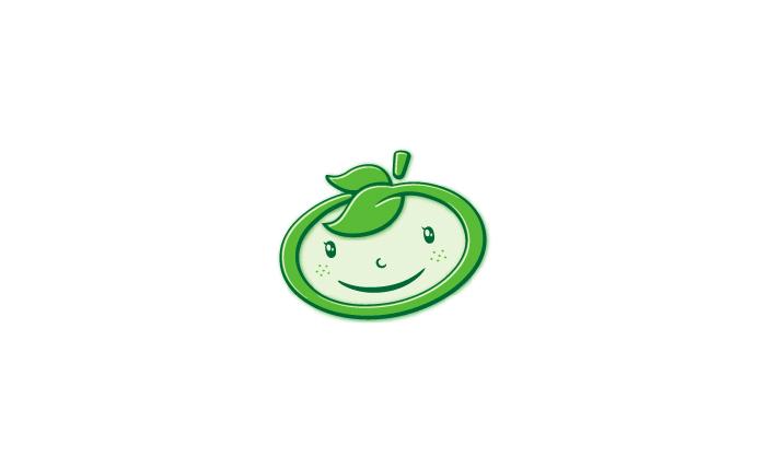 果的logo植物园