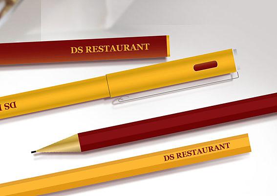 立陶宛中国长城饭店vi设计,上海连锁酒店招牌设计,酒店门头设计,餐饮图片