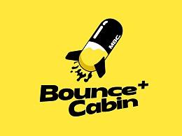 电音派对IP/厂牌   BounceCabin弹跳舱