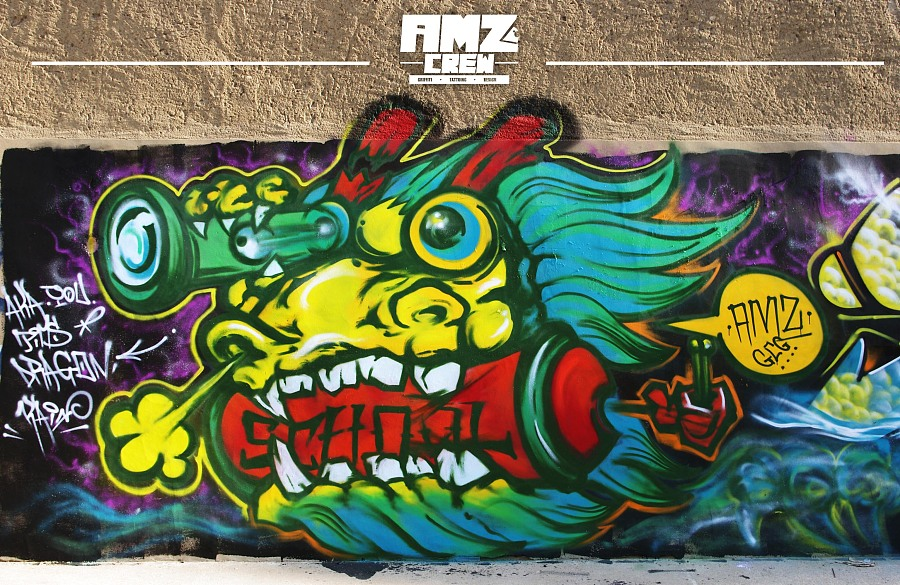 查看《AMZ crew近期涂鸦》原图,原图尺寸:3072x1996