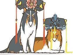 【二狗子日记】第8话:拉拉和花花