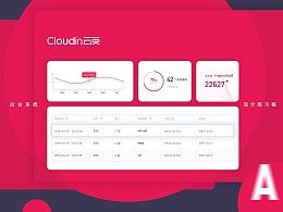 云产品系统界面设计练习