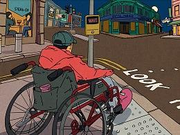 丁丁历险记——在英国跨世纪的轮椅时光