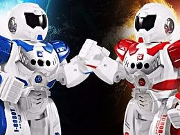 JZ宇宙战警机器人详情内页