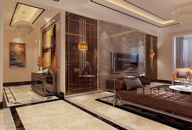 港式风格|空间|室内设计|深圳东易日盛 - 原创作品图片