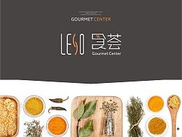 「LECCO食荟」品牌设计