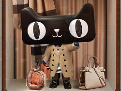 BURBERRY x 天猫超级品牌日项目