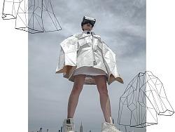 'TRANSCENDENCE' 帕森斯服装设计毕业作品