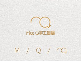 【 MISS Q 】蛋糕品牌设计及包装设计