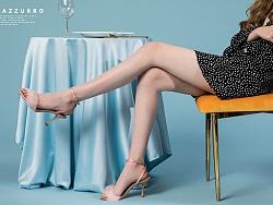 女鞋品牌RAZZURRO形象大片时尚摄影