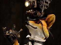 末匠+镰田光司丨《Steampunk Dr.Fox》