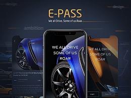 E-PASS CONCEPT DESIGN