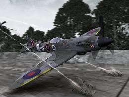 战斗机的空战