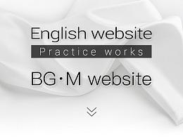 English websites.Practice work
