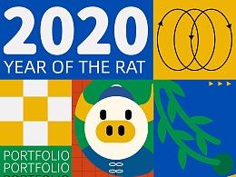 2020年DOUBLE PORTFOLIO