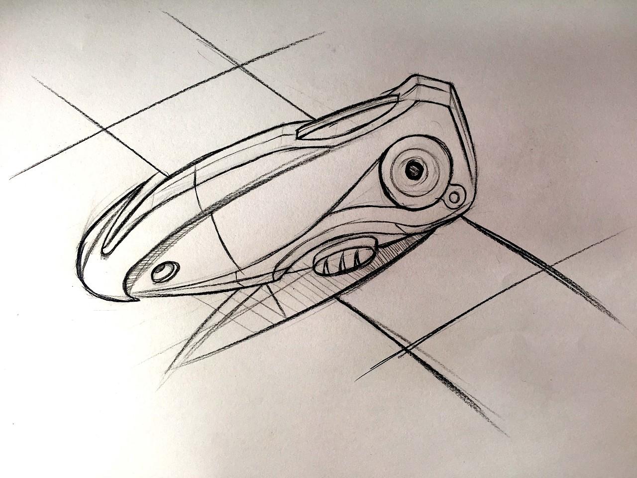 产品手绘|工业/产品|生活用品|阿凯不叫王大锤 - 原创