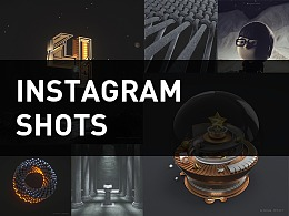 Collection of Instagram Shots