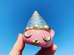【Boom!Box】十月新品-喵呜的甜筒梦