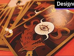 这个设计师换了30位CEO的微信头像,和他们手中的牌......