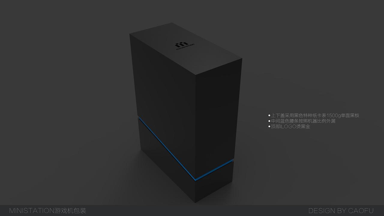 礼品盒包装设计图片