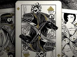 欢乐斗地主专属炫芭拉纸牌设计,这一次杨贵妃都来了