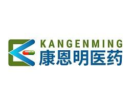 康恩明logo设计